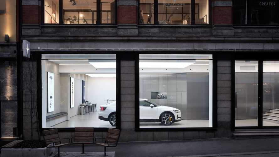 Polestar Launches First European Polestar Space In Oslo