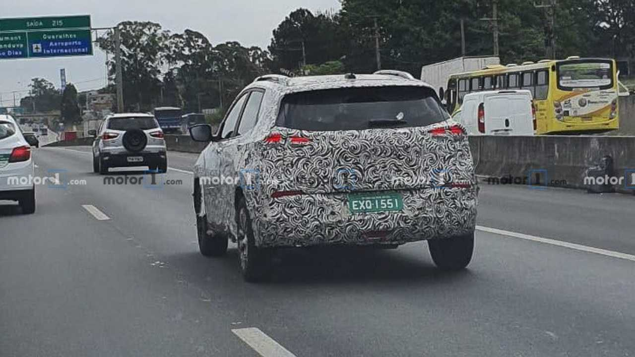 Flagra - Chevrolet Tracker