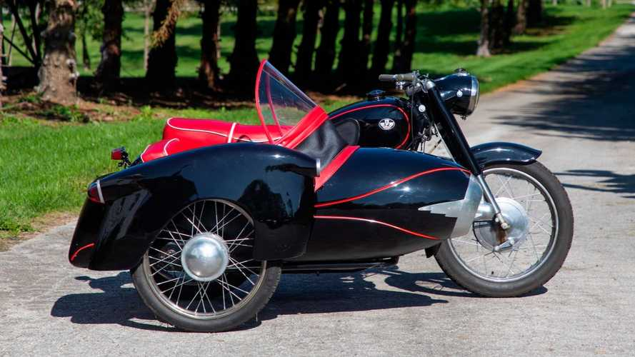 The Art Bulmann Motorcycle Collection