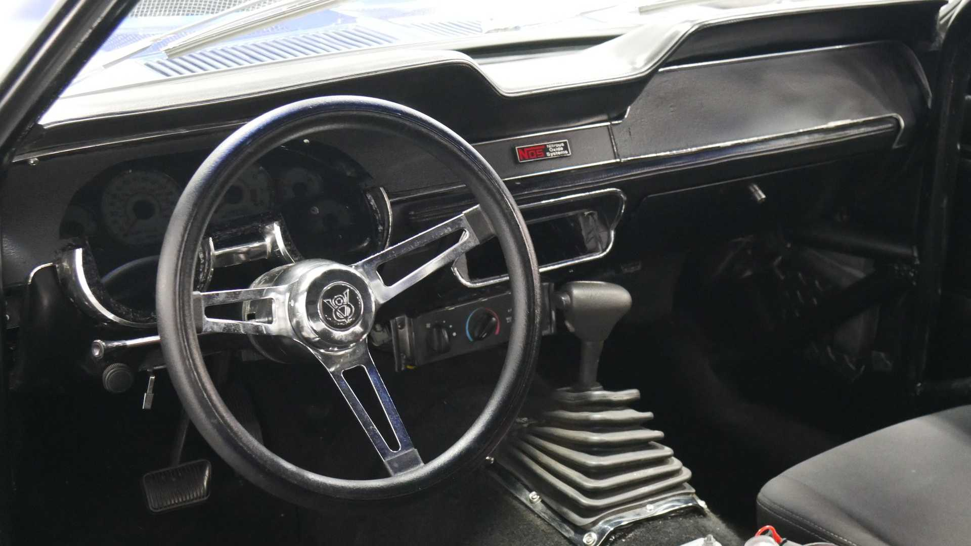 """[""""Mean 1967 Ford Mustang Pro Street Is A Wild Ride""""]"""