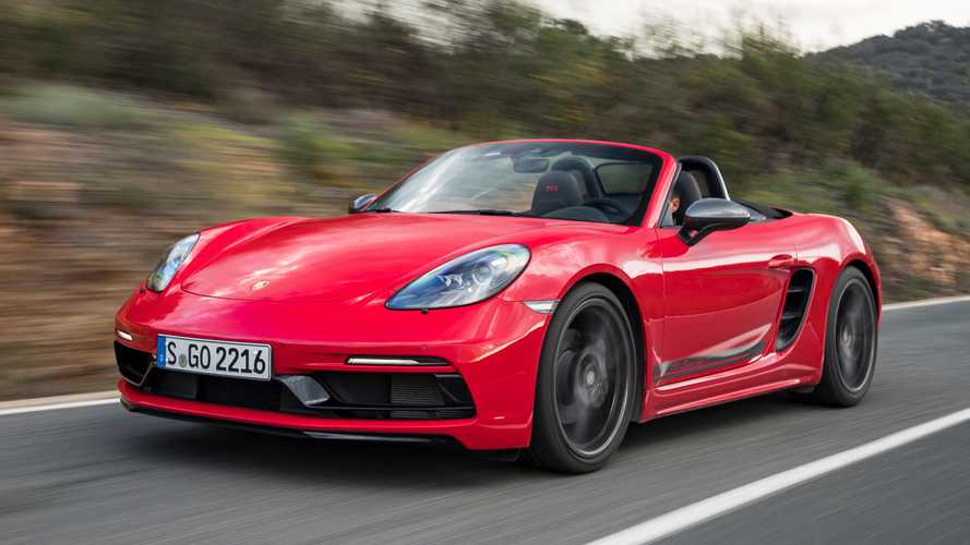 Porsche Says 4-Cylinder Engine Helped Boxster, Cayman To Survive
