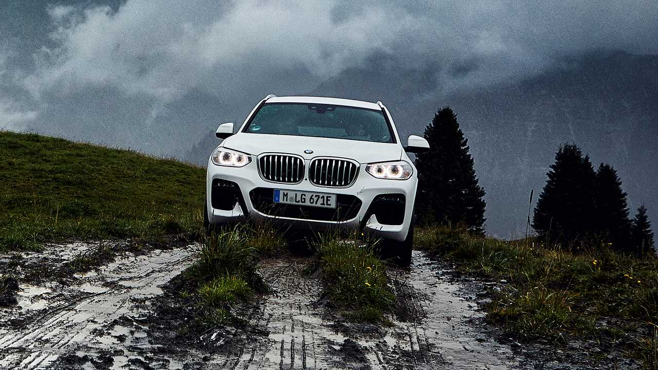 BMW X3 xDrive30e 2020