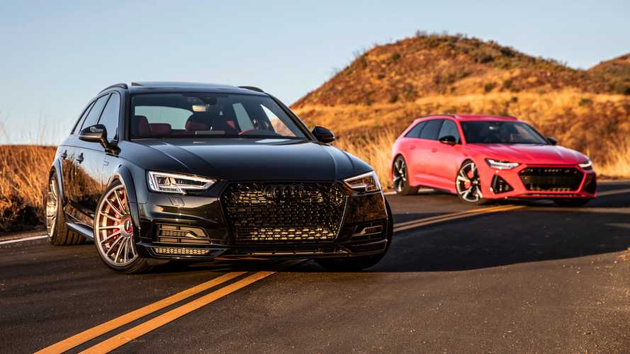 Audi S4 Allroad and RS6 Avant