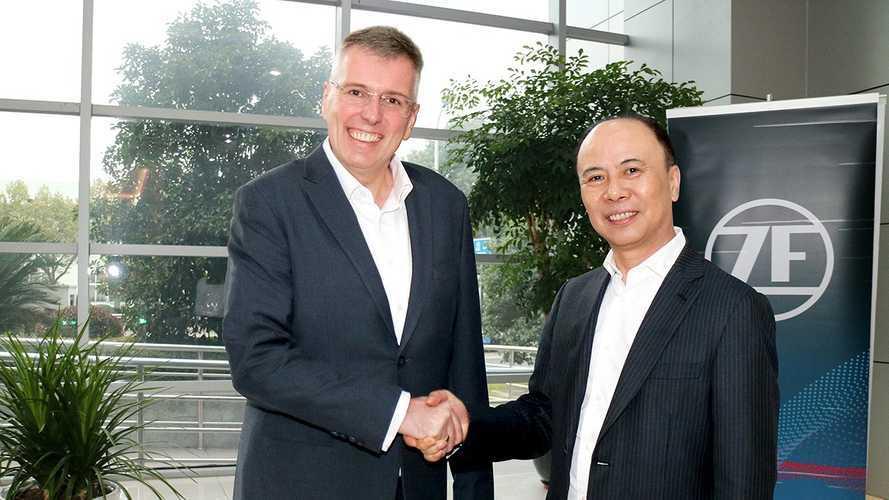 ZF e Wolong Electric criam joint venture para produção de motores elétricos
