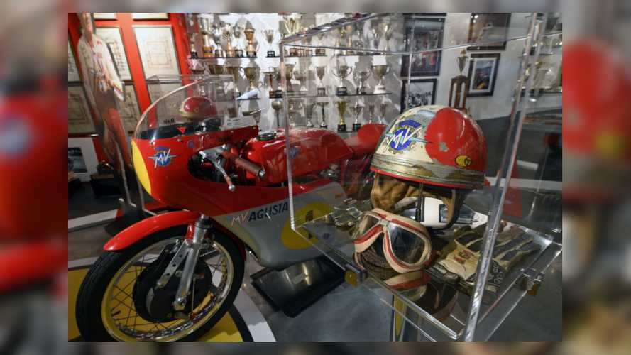 Giacomo Agostini Museum Offers Legendary History To The Public