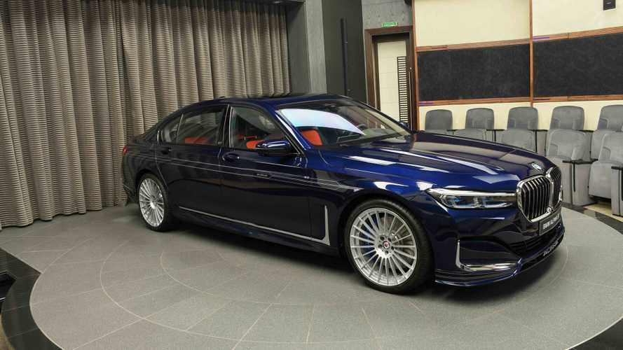 2020 Alpina B7 from BMW Abu Dhabi dealer