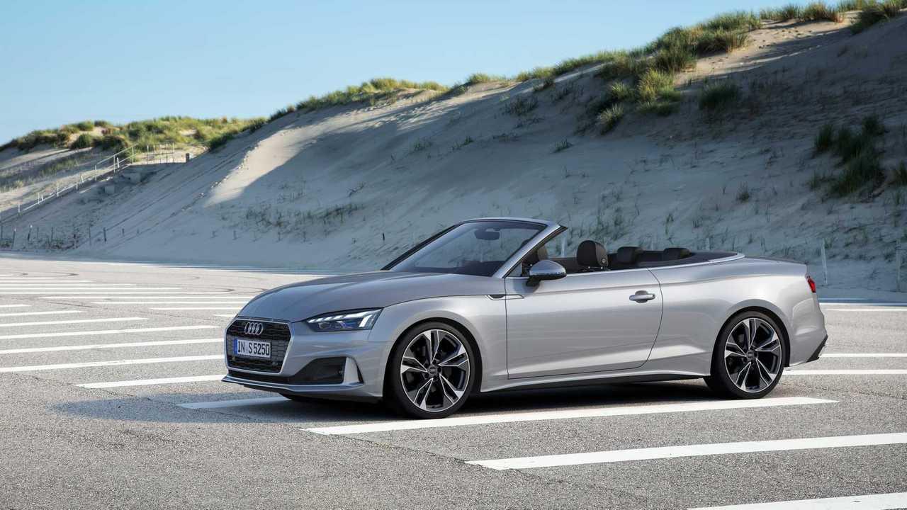 2020 Audi A5 kabrió