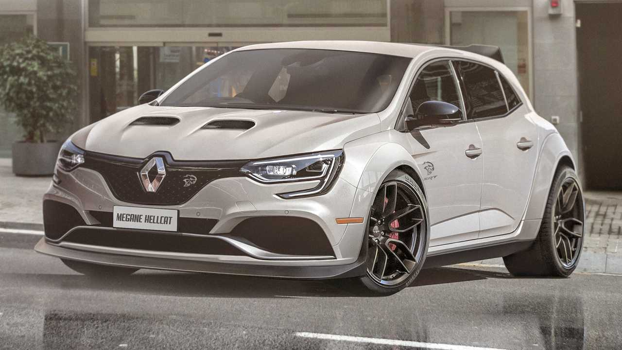 Failed FCA-Renault Merger Talks Lead To Nine Crazy Car Mashups