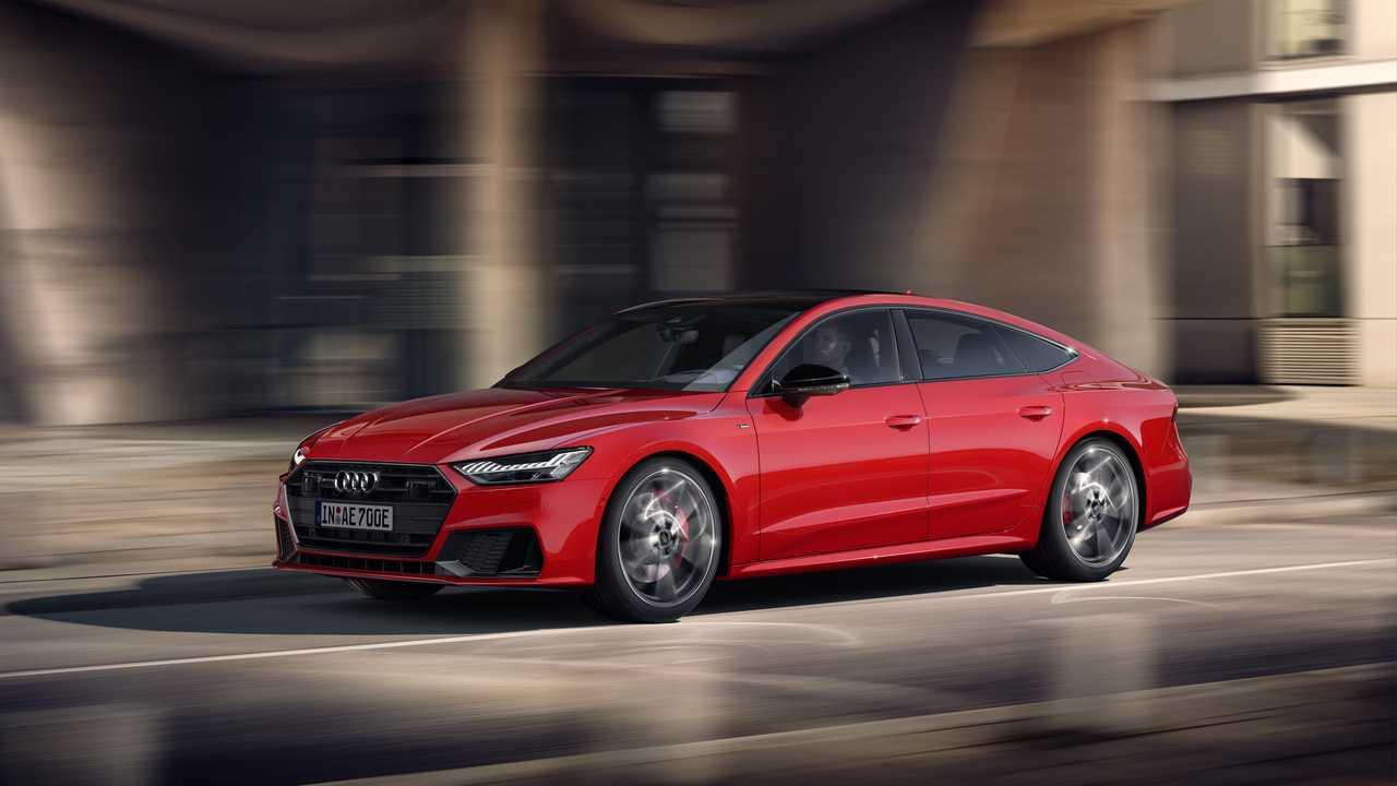 2020 Audi A7 Sportback E Quattro