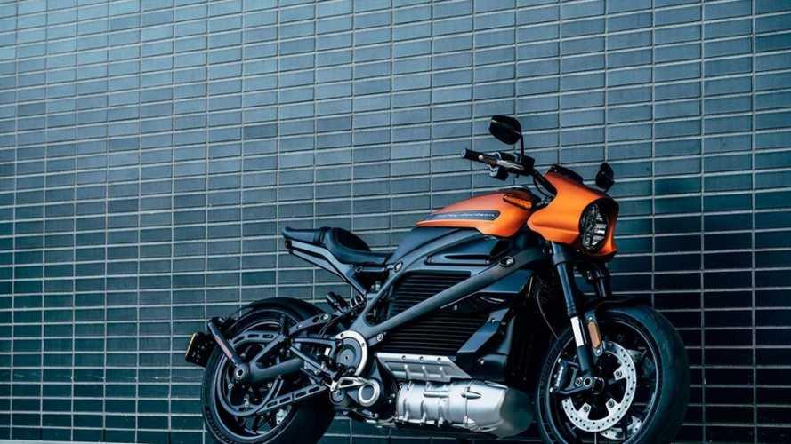 Harley-Davidson, ad Eicma con Livewire