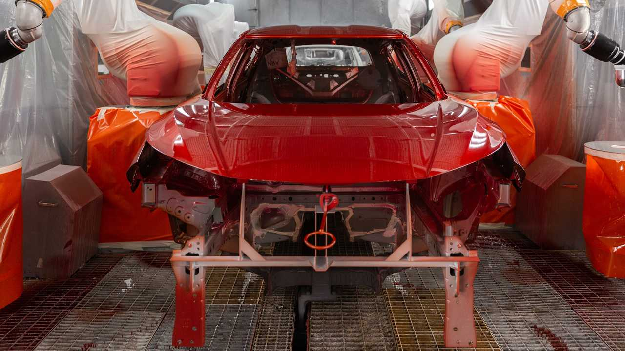 Nuova Nissan Juke, la produzione a Sunderland