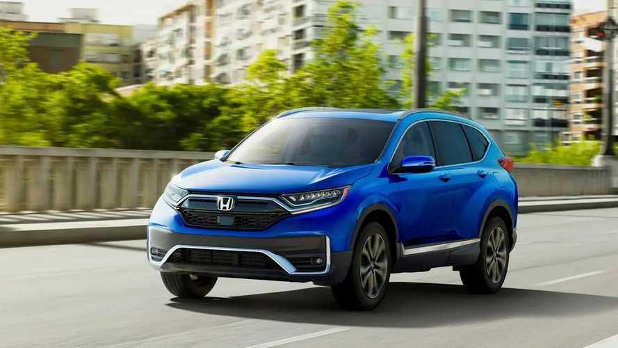 2020 Honda CR-V and CR-V Hybrid