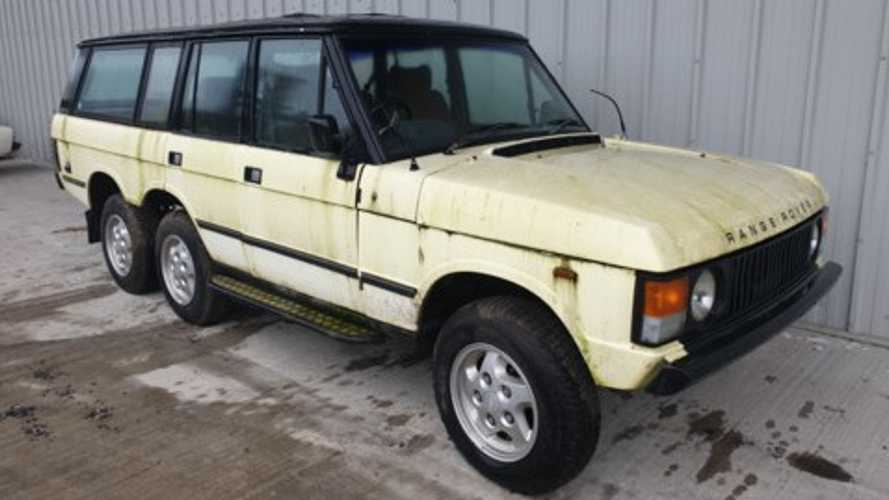 Court Seizes And Auctions Bizarre Cars