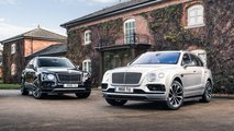 Bentley Bentayga with seven-seat configuration
