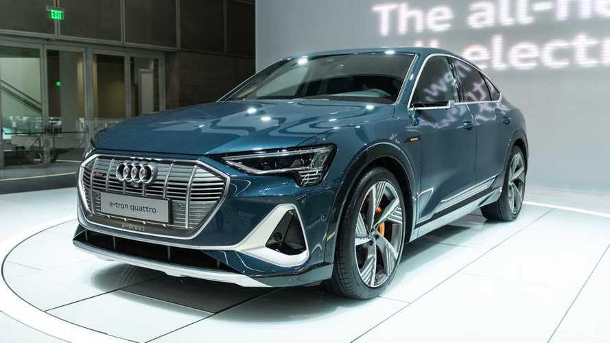 Audi plant 20 Elektromodelle bis 2025