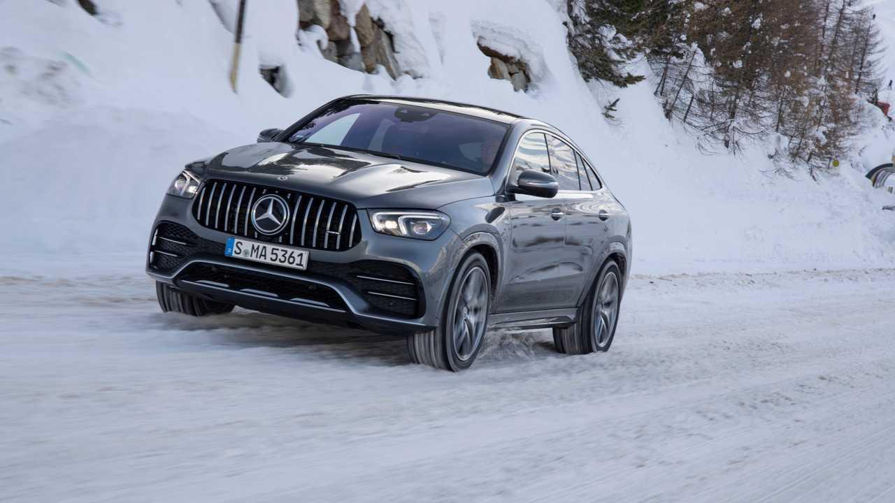 2021 Mercedes-AMG GLE53 Coupe