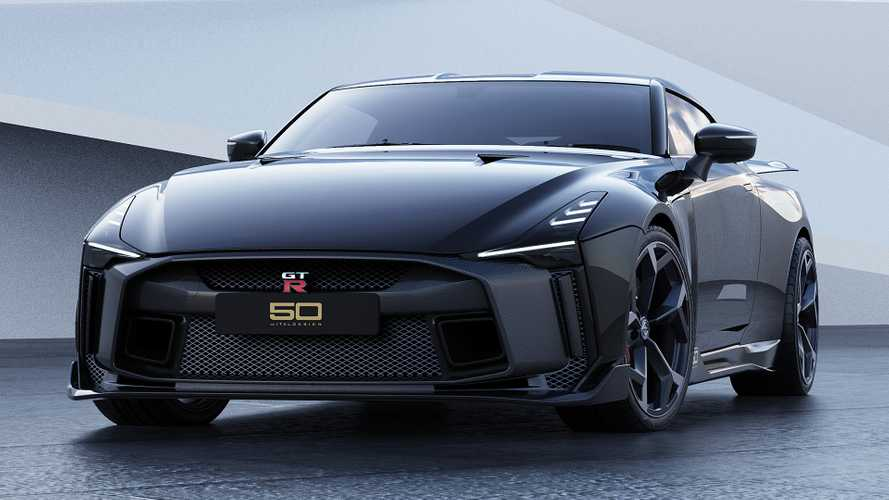 Nissan GT-R50 by Italdesign 2020