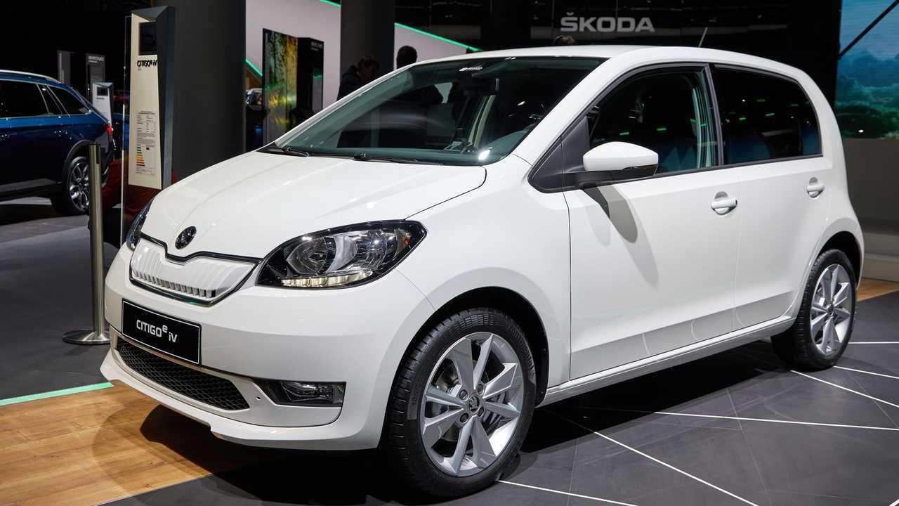 Škoda CITIGOe iV