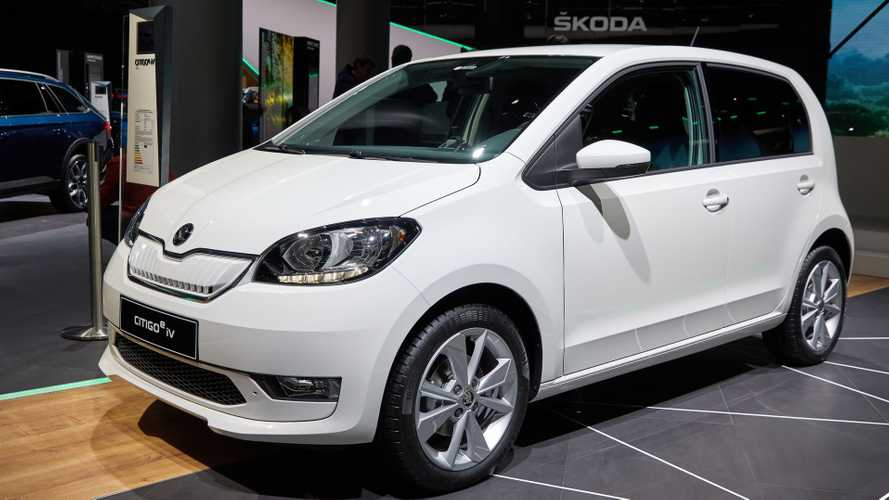 Škoda Temporarily Withdraws CITIGOe iV From Sales In UK