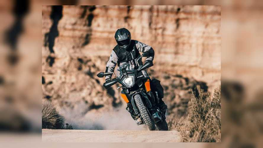 KTM Taunts Us With A 250 Adventure