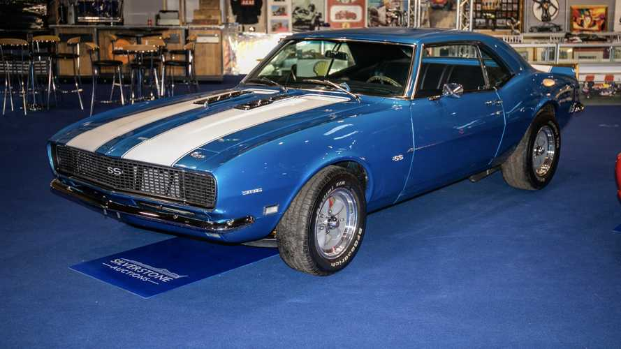 Mike Brewer's Camaro SS Heads To Auction