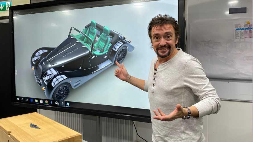Richard Hammond'ın yeni aracını almasına yardım edin