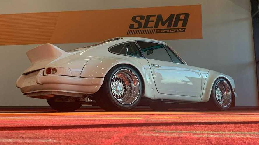 Porsche 911 électrique par RWB