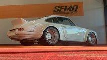 Porsche 911 eléctrico de RWB