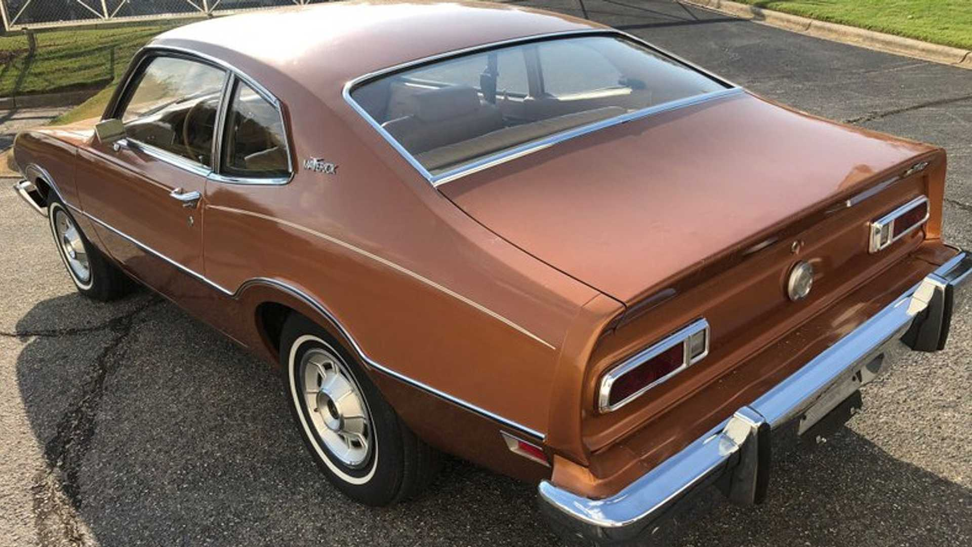 "[""1974 Ford Maverick Raises $39.5K For Vision Research Charity""]"