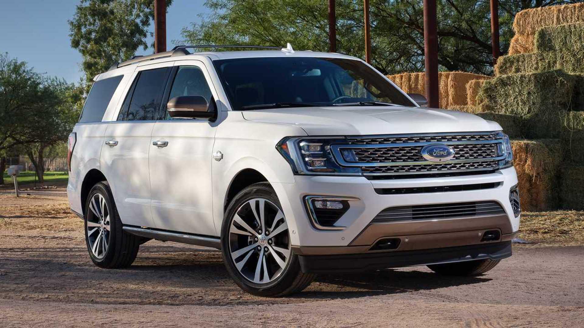 Ford Expedition News and Reviews | Motor1.com