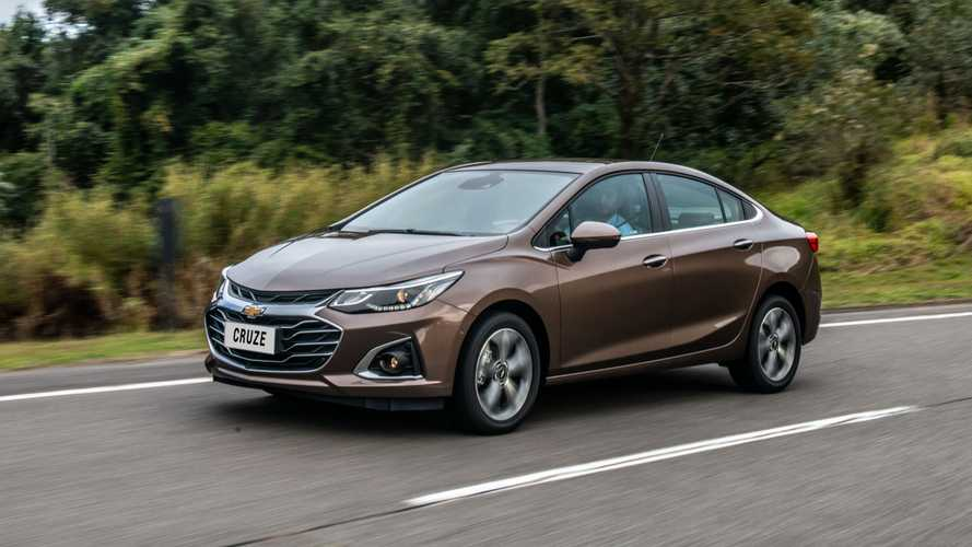 Sedãs voltarão a fazer sucesso, diz chefe de design da Chevrolet