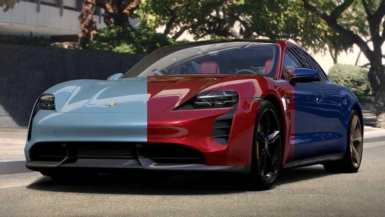 2020 Porsche Taycan Here\u0027s How We\u0027d Spec It