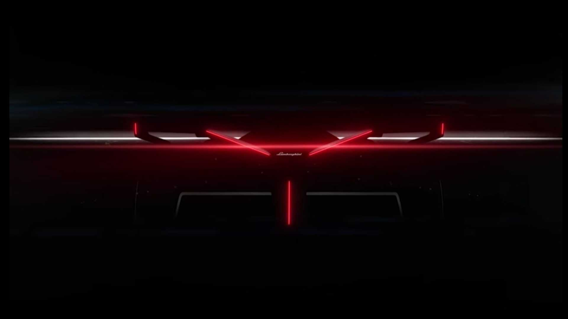 Lamborghini Vision Gran Turismo Teased With Angry Sound