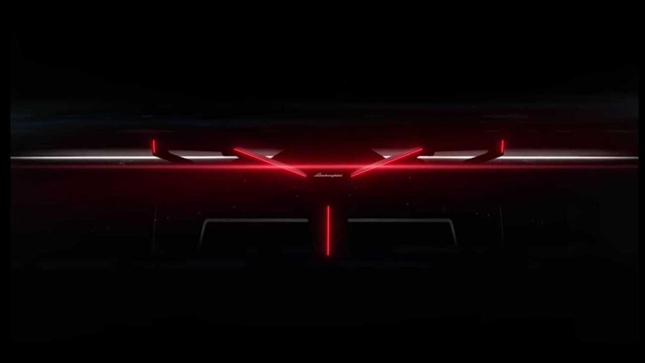 Lamborghini Vision Gran Turismo Teaser