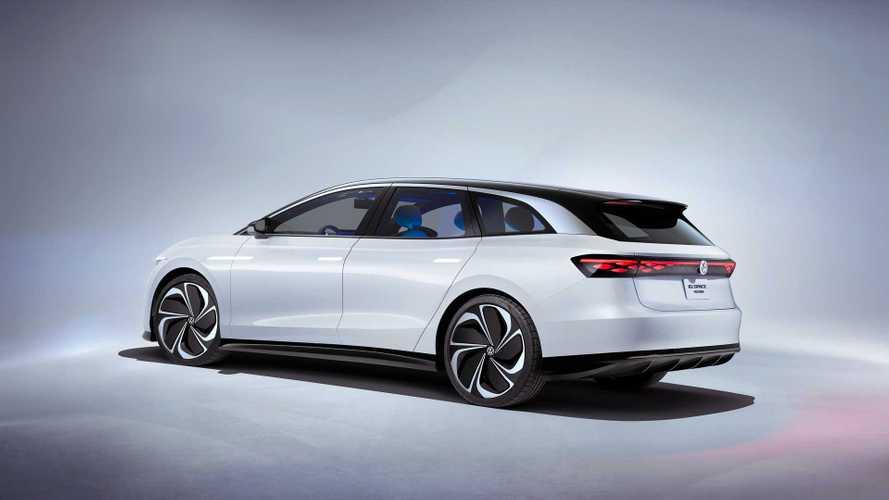 Volkswagen ID. Space Vizzion, station wagon elettrica (e un po' SUV)