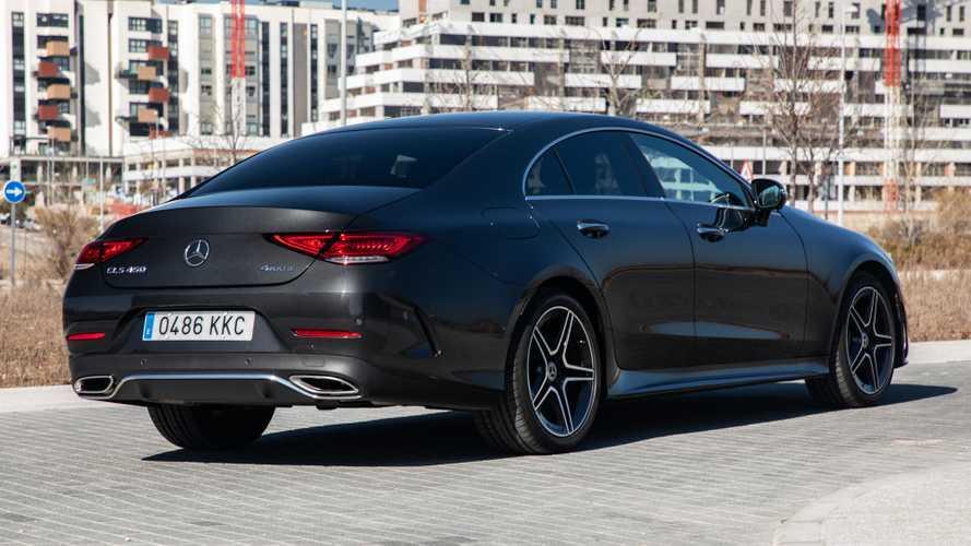 Prueba Mercedes CLS 450 4MATIC 2019, una sombra se acerca...