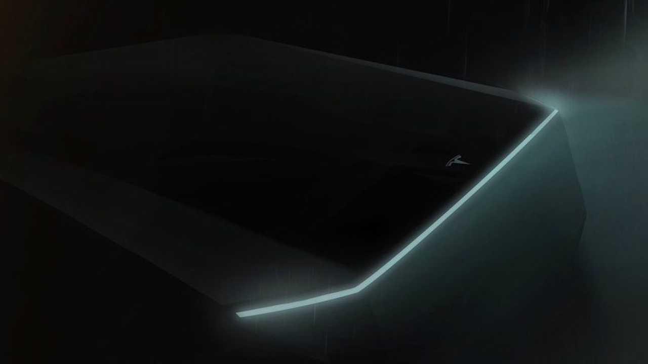Tesla 'Cybertruck'