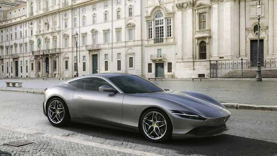 El nuevo Ferrari Roma se deja ver en su primer vídeo oficial