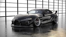 Toyota Supra StreetHunter Widebody Kit