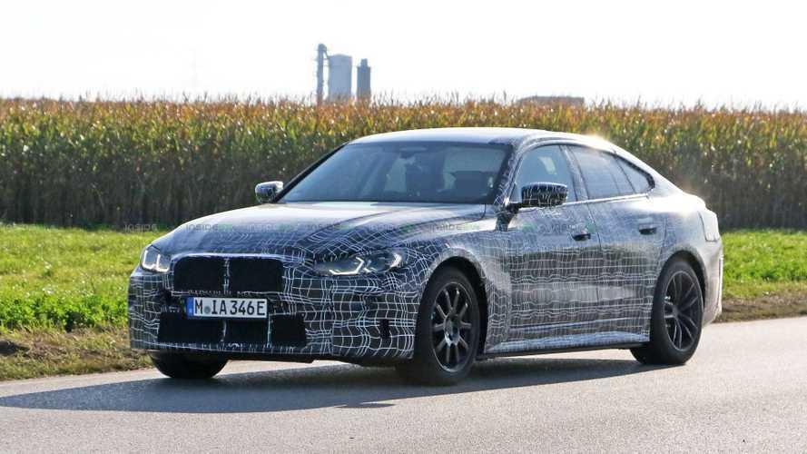 BMW i4, elettrica con prestazioni da V8