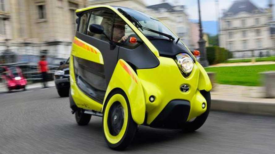 "Toyota i-ROAD protaginista di ""Cité Lib by Ha:mo"""