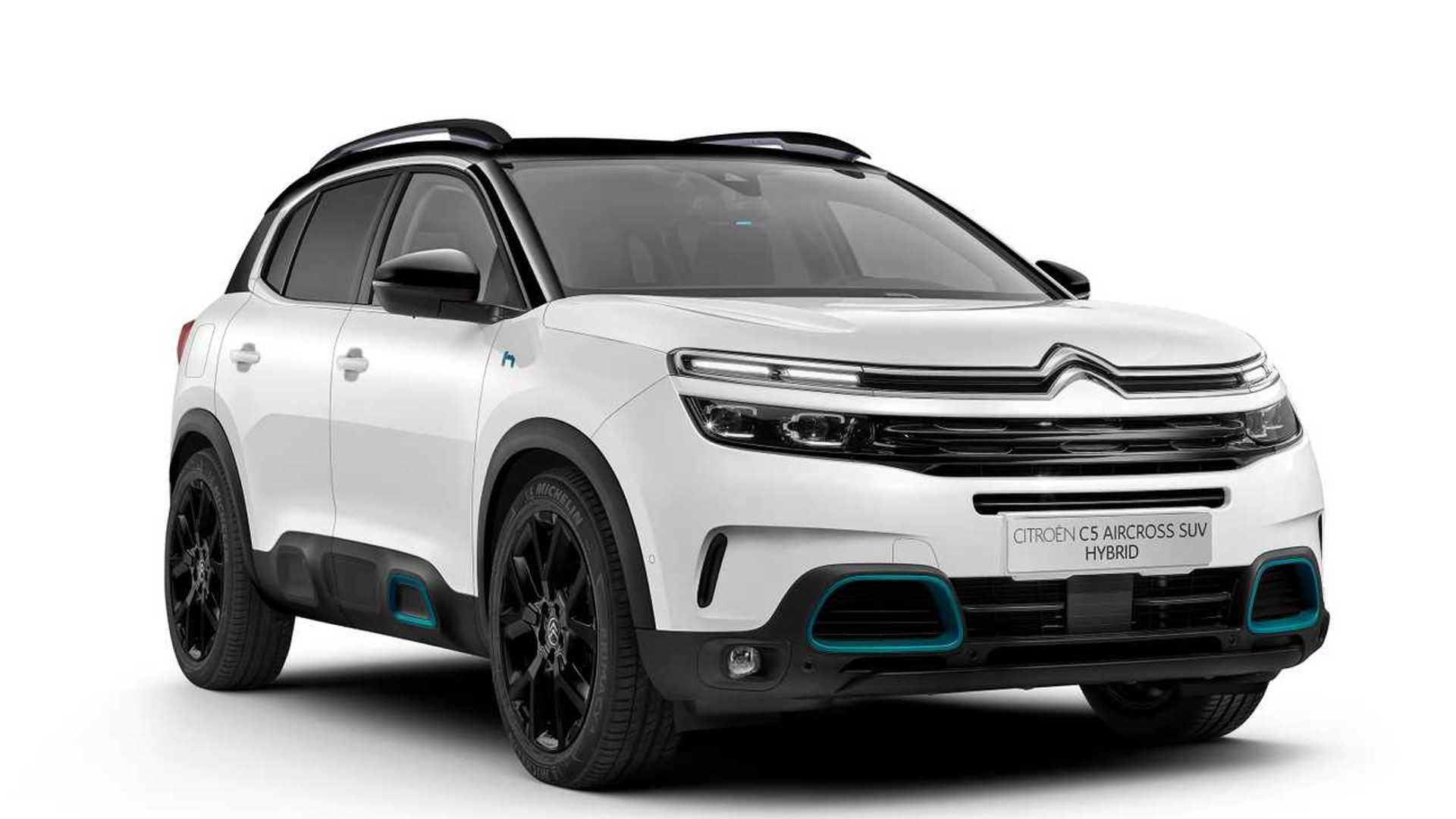 Citroën C5 Aircross Hybrid (2020) - Toutes les infos ...