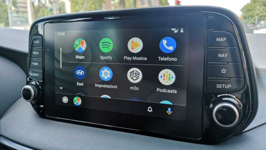 Addio ad Android Auto sullo smartphone