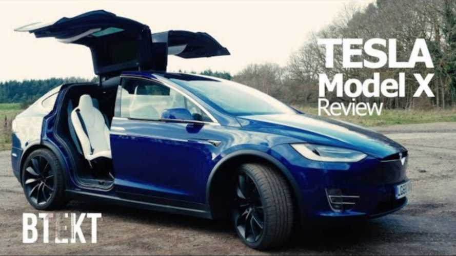 What Does A Petrolhead Think Of The Tesla Model X?