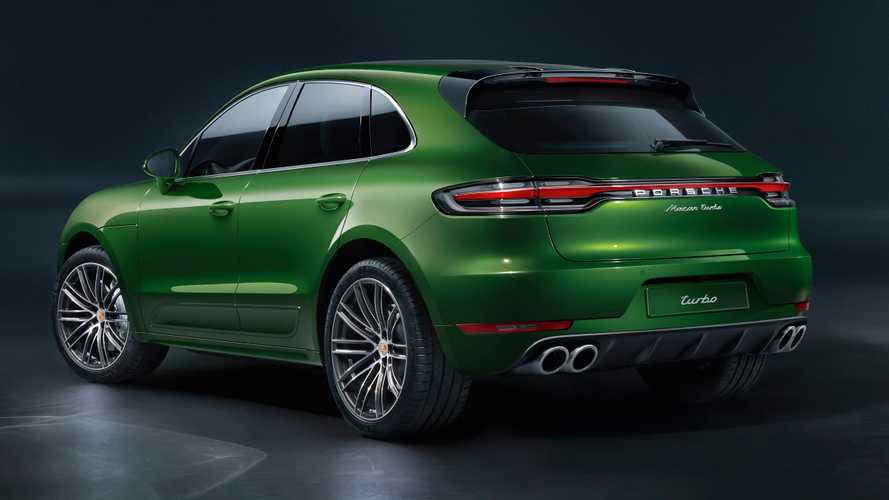 Electric Porsche Macan Turbo Could Have 700 HP