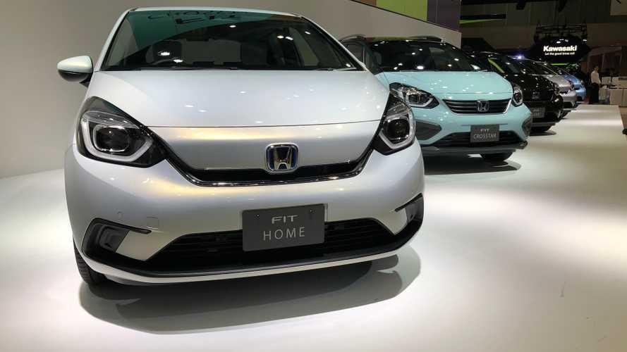 2020 Honda Jazz pazarın en