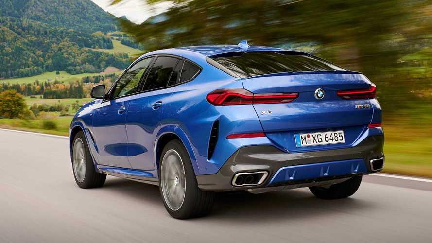 Test BMW X6 (2019): Was kann der streitbare Q8-Gegner?