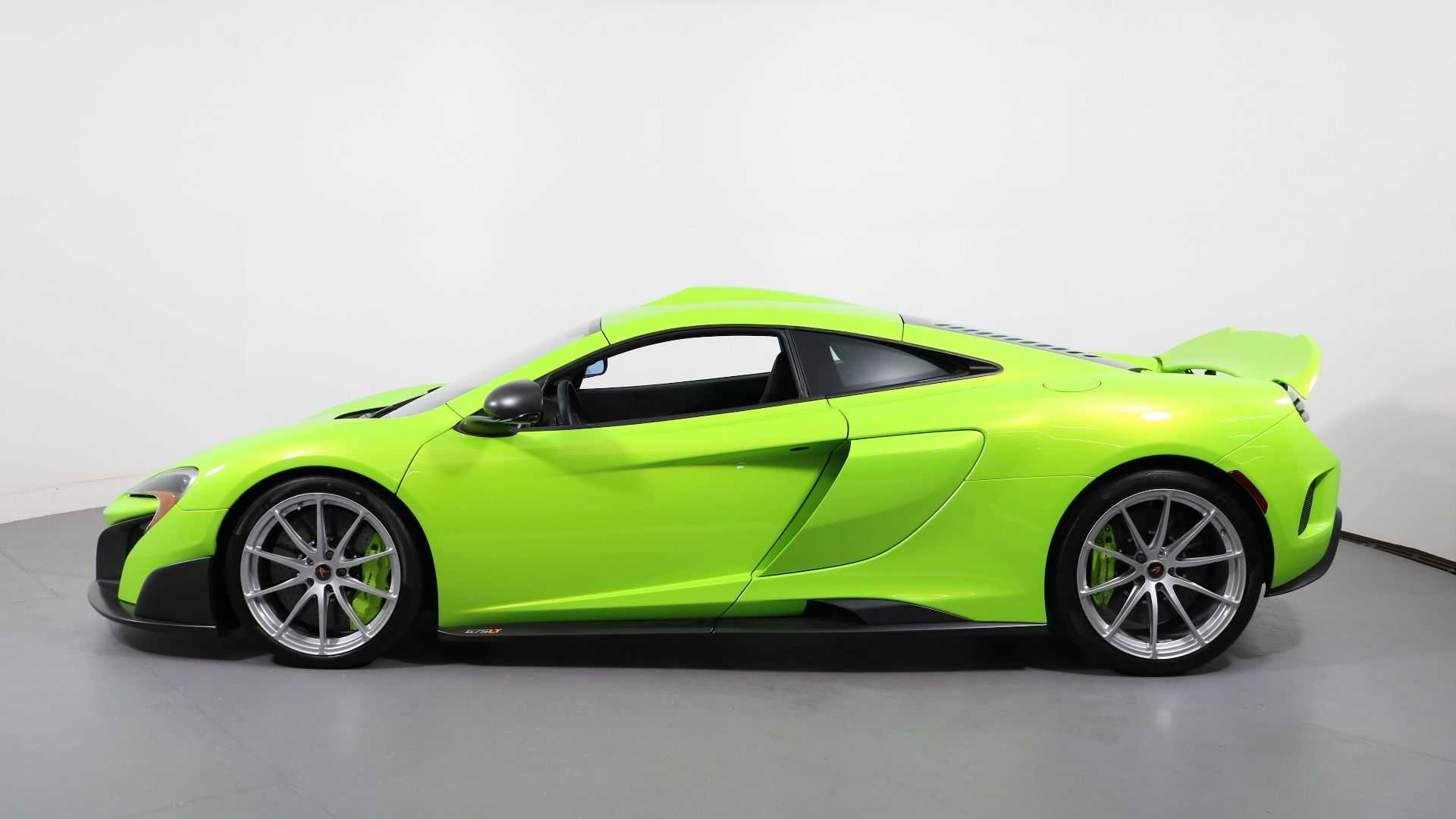 "[""Drive Harder In A 2016 McLaren 675LT""]"