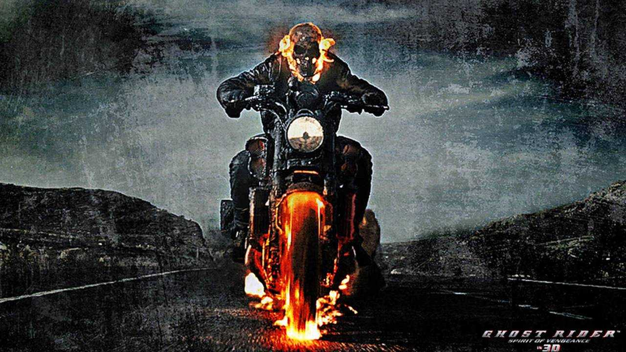 Ghost Rider and Ghost Rider 2