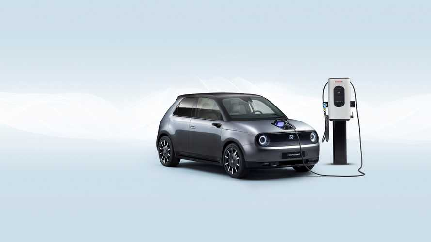 Honda Reveals Charging Solutions For Home, Public & DC/V2G